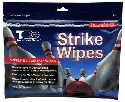 Turbo Strike Wipes Zipper Pack