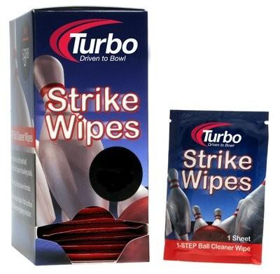 Turbo Strike Wipes (25 Packs)