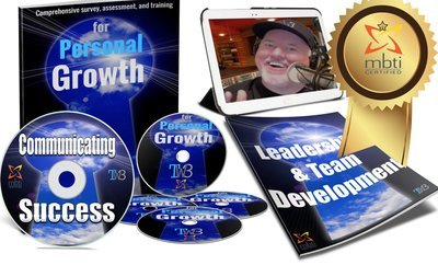 Personal Development and Coaching Package with complete report