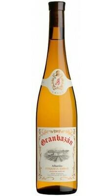 12 Bottles - Albariño Ambar Granbazan 2018