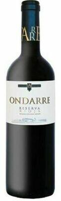 12 Bottles - Ondarre Rioja Reserva 2014