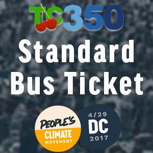 Bus Trip - TC to DC roundtrip
