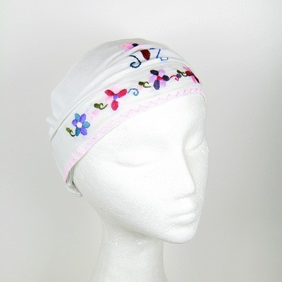 Children's Embroidered Headscarf- FREE SHIPPING