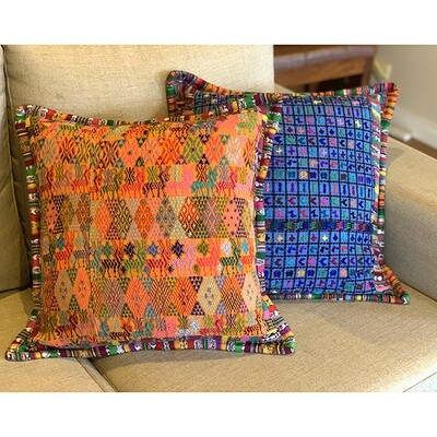 Hand-woven Cushion Covers
