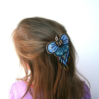 Butterfly Hair Clip- FREE SHIPPING