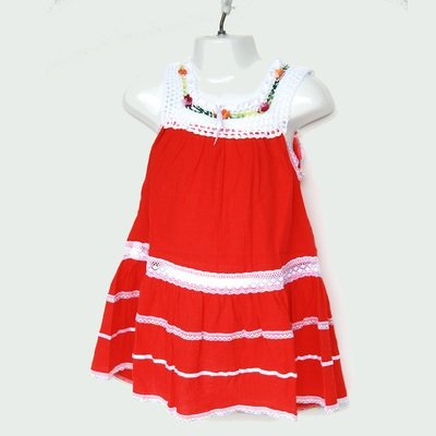 Indu Pinafore Dress 0-3yrs- FREE SHIPPING