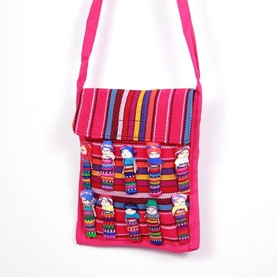 Worry Doll Bag- FREE SHIPPING