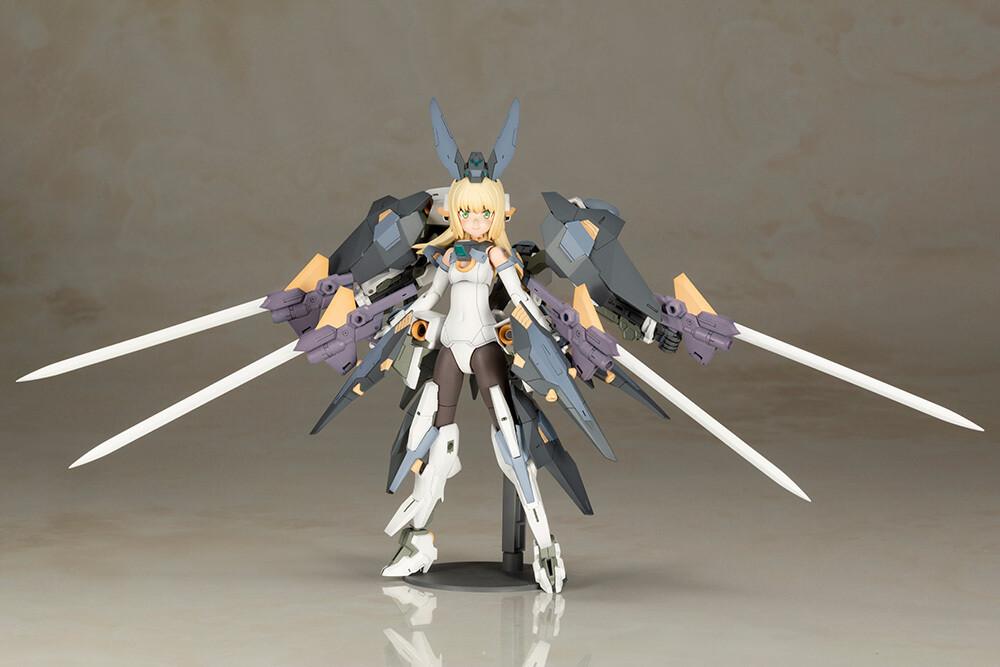 PRE-ORDER Frame Arms Girl Zelfikar ST Ver. Plastic Model Kit