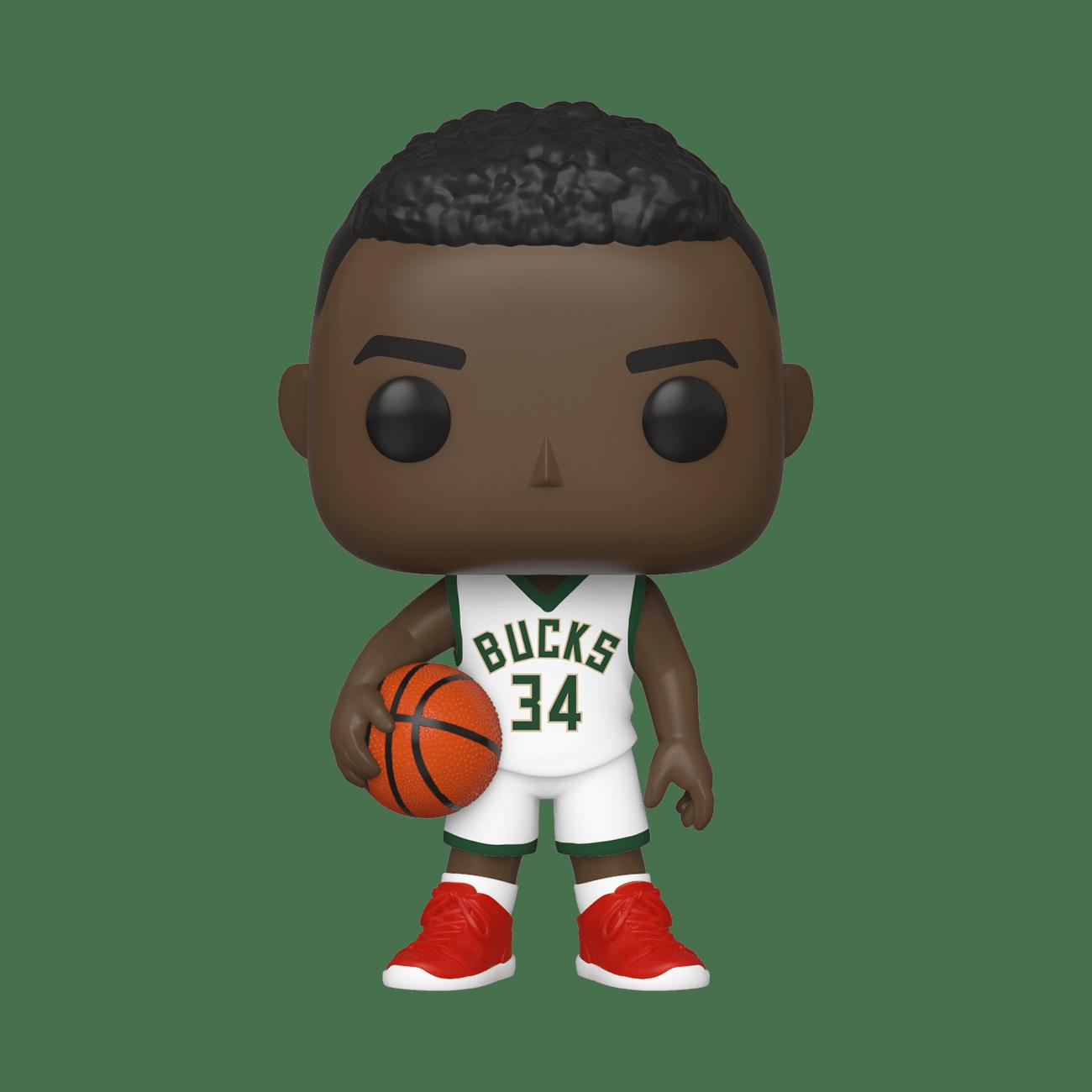 NBA: Bucks Giannis Antetokounmpo POP! Vinyl Figure