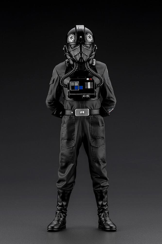 PRE-ORDER Star Wars TIE Fighter Pilot ArtFX+ Statue