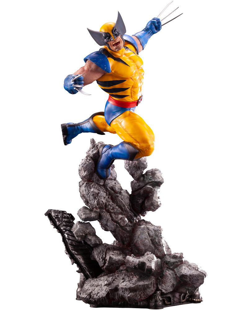 PRE-ORDER Wolverine X-Men Fine Art Statue