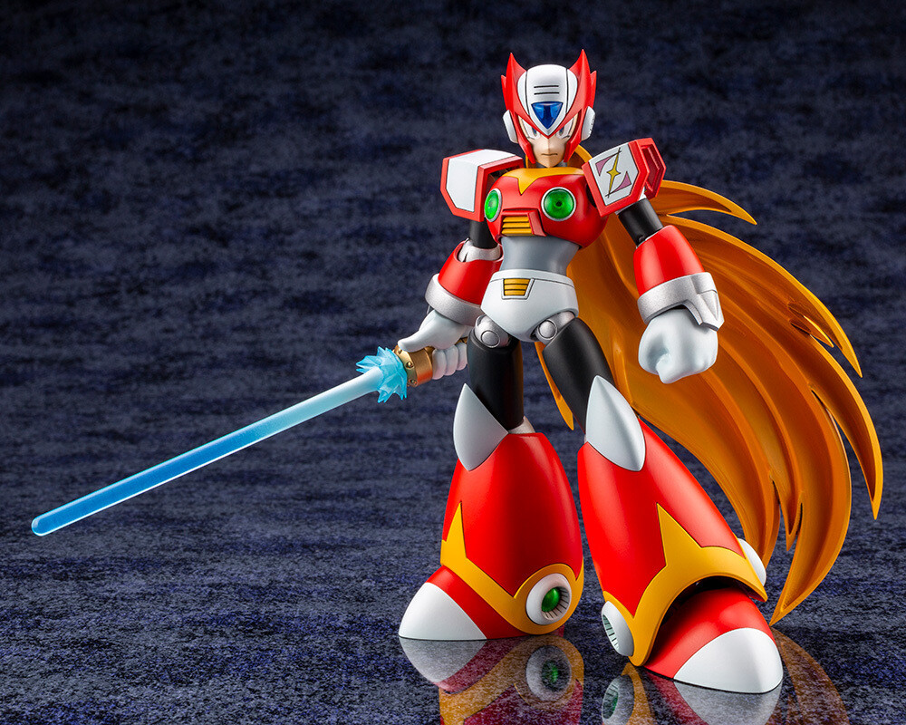 PRE-ORDER Mega Man X Zero Plastic Model Kit