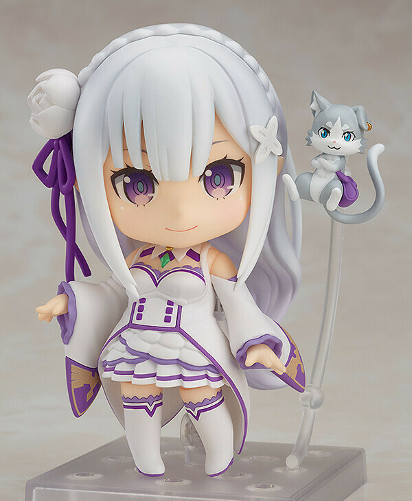 PRE-ORDER Nendoroid Emilia(re-run)