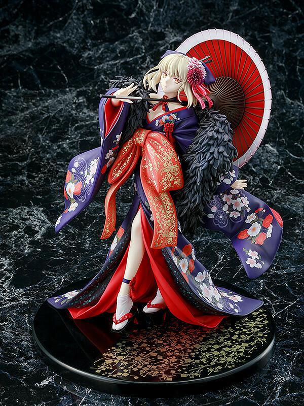 PRE-ORDER Saber Alter Kimono Ver. 1/7th Scale Statue