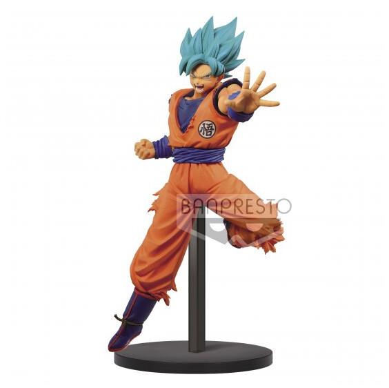 PRE-ORDER DB SUPER CHOSENSHIRETSUDEN VOL.4 (A) SSJ God Blue Goku