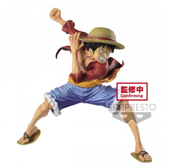 PRE-ORDER OP MAXIMATIC THE MONKEY.D.LUFFY