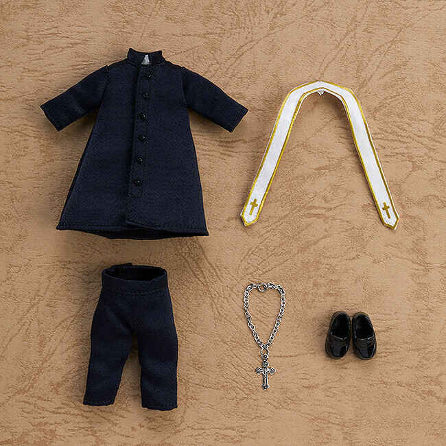 PRE-ORDER Nendoroid Doll Outfit Set: (Priest)