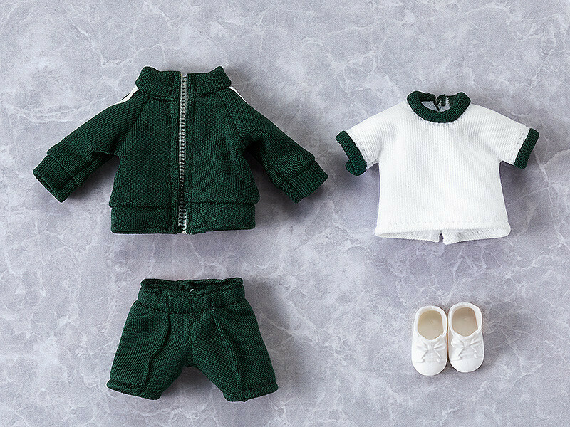 PRE-ORDER Nendoroid Doll: Outfit Set (Gym Clothes - Green)