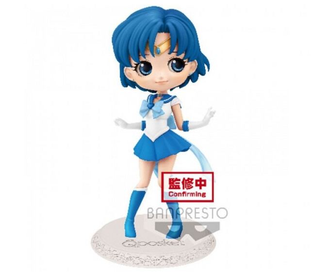 PRE-ORDER  SAILOR MOON ETERNAL Q POSKET Super Sailor Mercury Ver. A