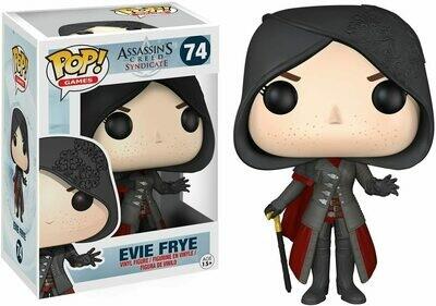 Assassin's Creed Syndicate Evie Frye Pop! Vinyl Figure