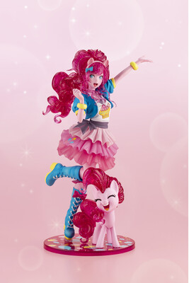 PRE-ORDER MY LITTLE PONY PINKIE PIE BISHOUJO STATUE LIMITED EDITION