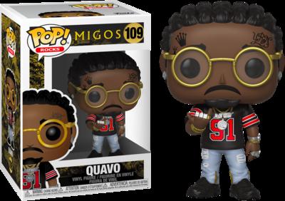Migos Quavo Funko Pop! Vinyl Figure