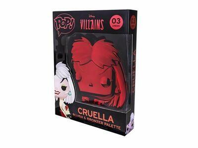 Funko Pop! Disney Villains - Cruella Highlighter Palette