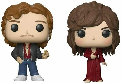 Stranger Things Billy and Karen 2 Pack Summer Convention Exclusive Pop! Vinyl Figure