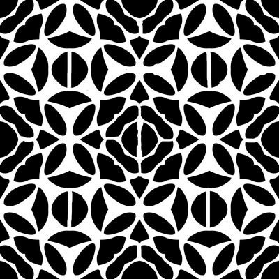 Modern Pattern 2 6x6 stencil