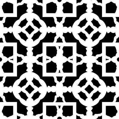Modern Pattern 5 6x6 stencil