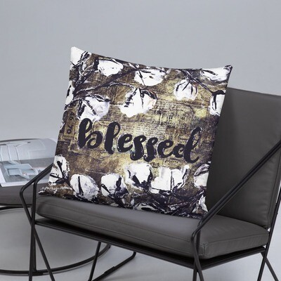 Blessed cotton Basic Pillow