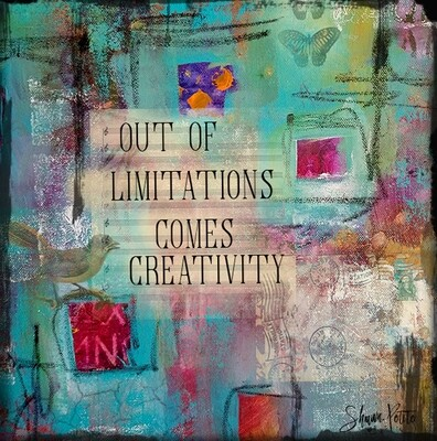 Limitations to creativity