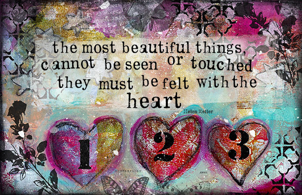 """""""The most beautiful Things"""" Print on Wood and Print to be Framed"""