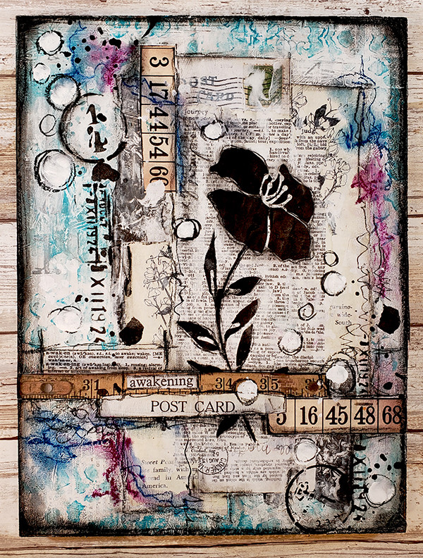 Awakening Collage pak for Sunday inspiration 1-20-19 instant download 9 pages