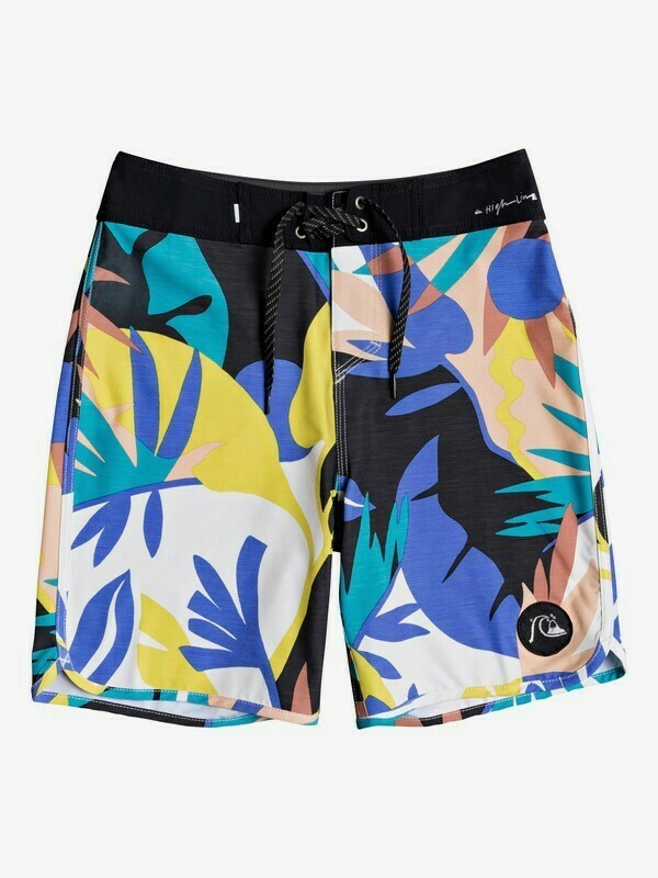 Quiksilver Highline Tropical Flow Youth 8-16