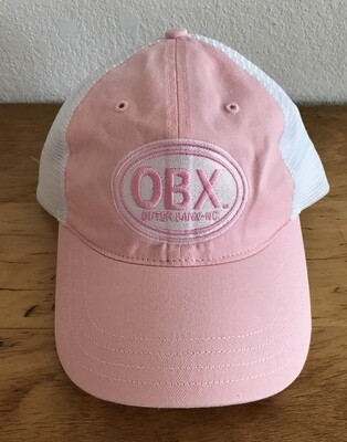 OBX Mesh Twill Hat - more colors!