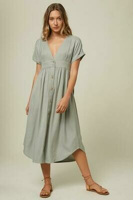 O'Neill Reid Solid Dress