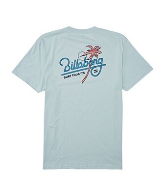 Billabong Surf Tour Short Sleeve T-Shirt