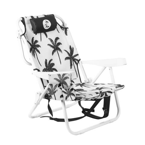 Beach Party Backpack Chair