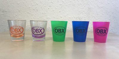 OBX Shot Glass