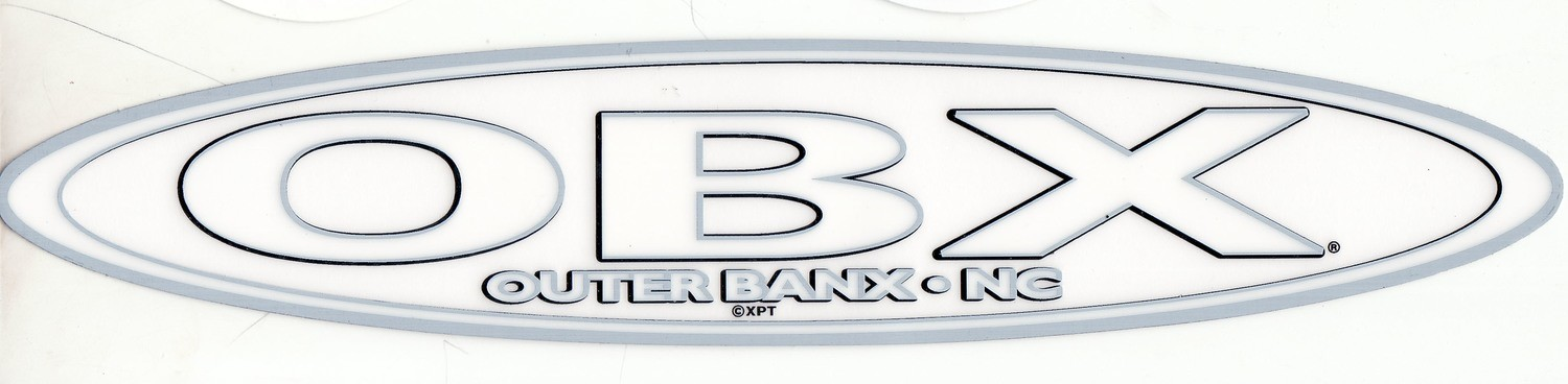 OBX Static Decal
