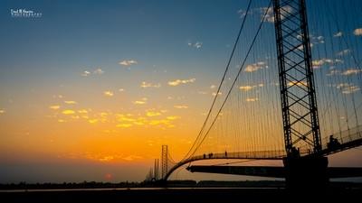 A bridge to India