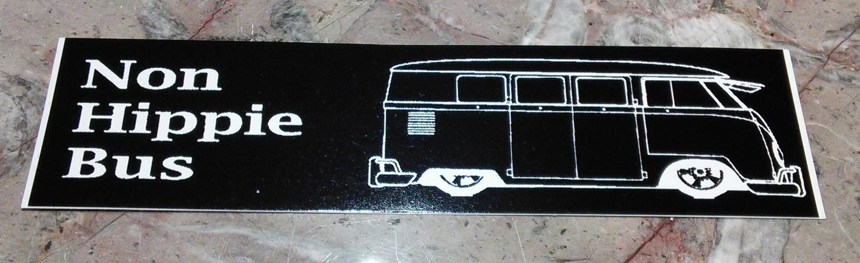 Non Hippie Bus w/ 11 window Bus