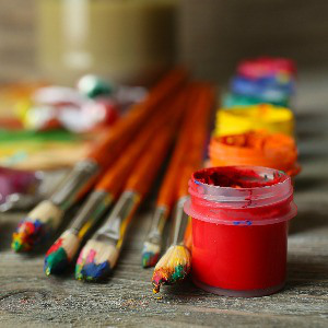 Painting: Color Studies in the Impressionists' Style