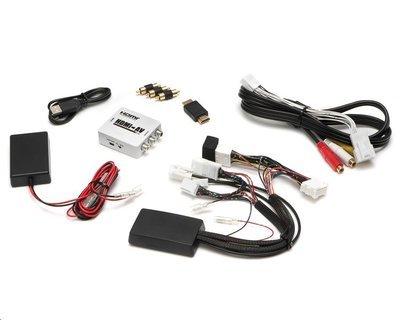 Установочный комплект подключения смартфона - Lexus 2013-2020