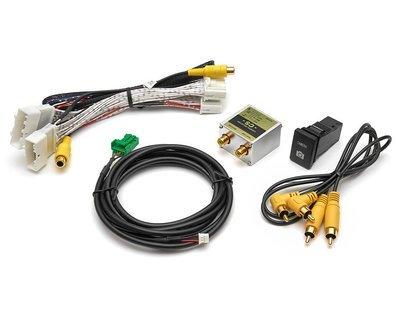 Видеоселектор MDA-CS6EP для камеры переднего и заднего вида Toyota 2014-2020