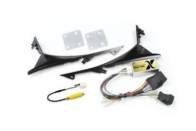 MDA-MVX-140L Адаптер подключения 2DIN + рамка Lexus IS 2006-2009
