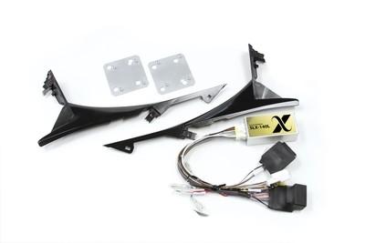 MDA-SLX-140L Адаптер подключения 2DIN + рамка Lexus IS 2006-2016