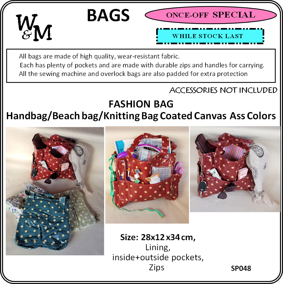 Limited Edition Bags (Select from the options menu) (Pre-Order)