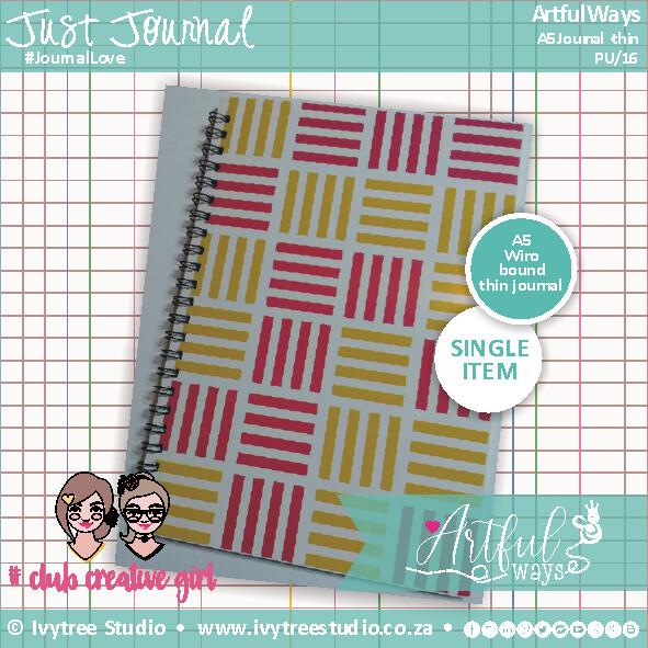 A5 Journal - Assorted